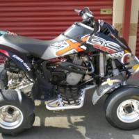 Can-Am DS 650 X (2007)