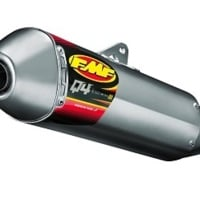 FMF Racing Q4 Spark Arrestor Slip-On - Hexagonal Muffler small.jpg