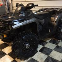 Can-Am Outlander 1000 EFI XT (2014)