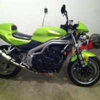 Triumph Speed Triple (2003)