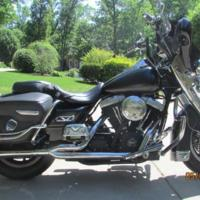 Harley Davidson FLHR Road King (2002)