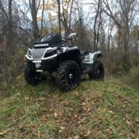 Can-Am Outlander 1000 EFI (2014)