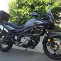 Suzuki DL650A V-Strom ABS Adventure (2015)