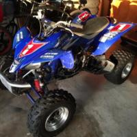Yamaha YFZ450 Bill Balance Edition (2007)
