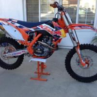 KTM 450 SX-F Factory Edition (2014)