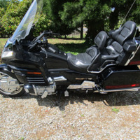 Honda GL1500SE Gold Wing Special Edition (1998)