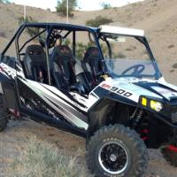 Polaris Ranger RZR XP 900 (2011)