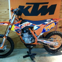 KTM 450 SX-F Factory Edition (2015)