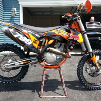 KTM 450 SX-F Factory Edition (2012)