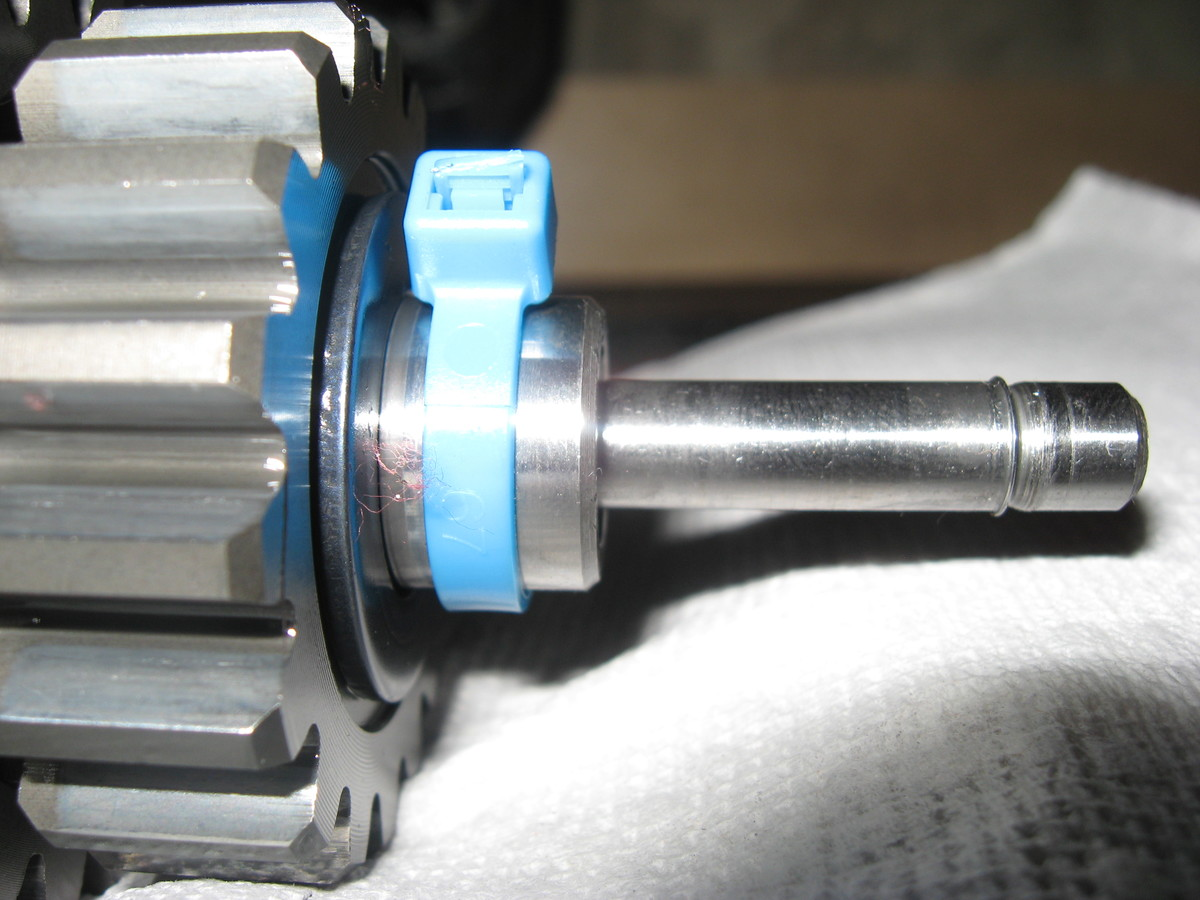Best Photo Of Groove in Lifter Rod..JPG