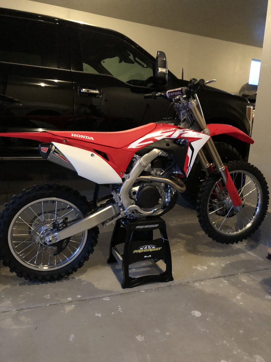 Crf 450 2018 Aftermarket Exhaust Which One Crf450rrwe Rx