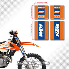 drz 400s top and middle fork stickers?