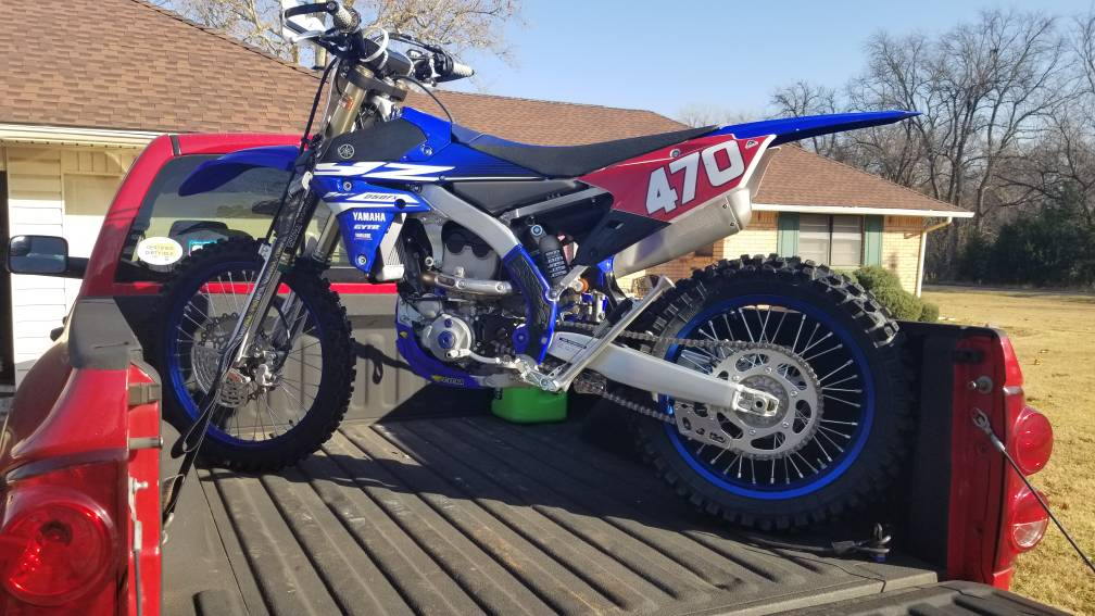 Brilliant 2018 Yz250Fx Mods Height Etc Wr250F Yz250F Yz250Fx Caraccident5 Cool Chair Designs And Ideas Caraccident5Info