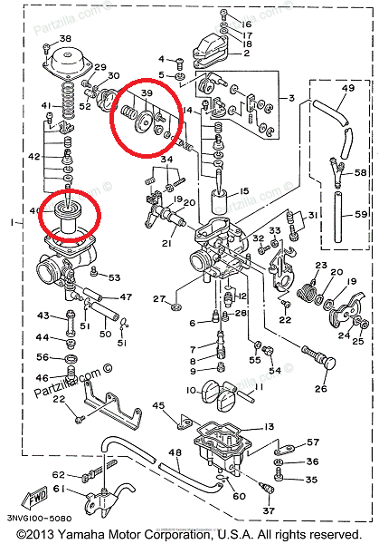 yamaha xt350 fuel flow to carb - motorcycle jetting  u0026 fuel injection