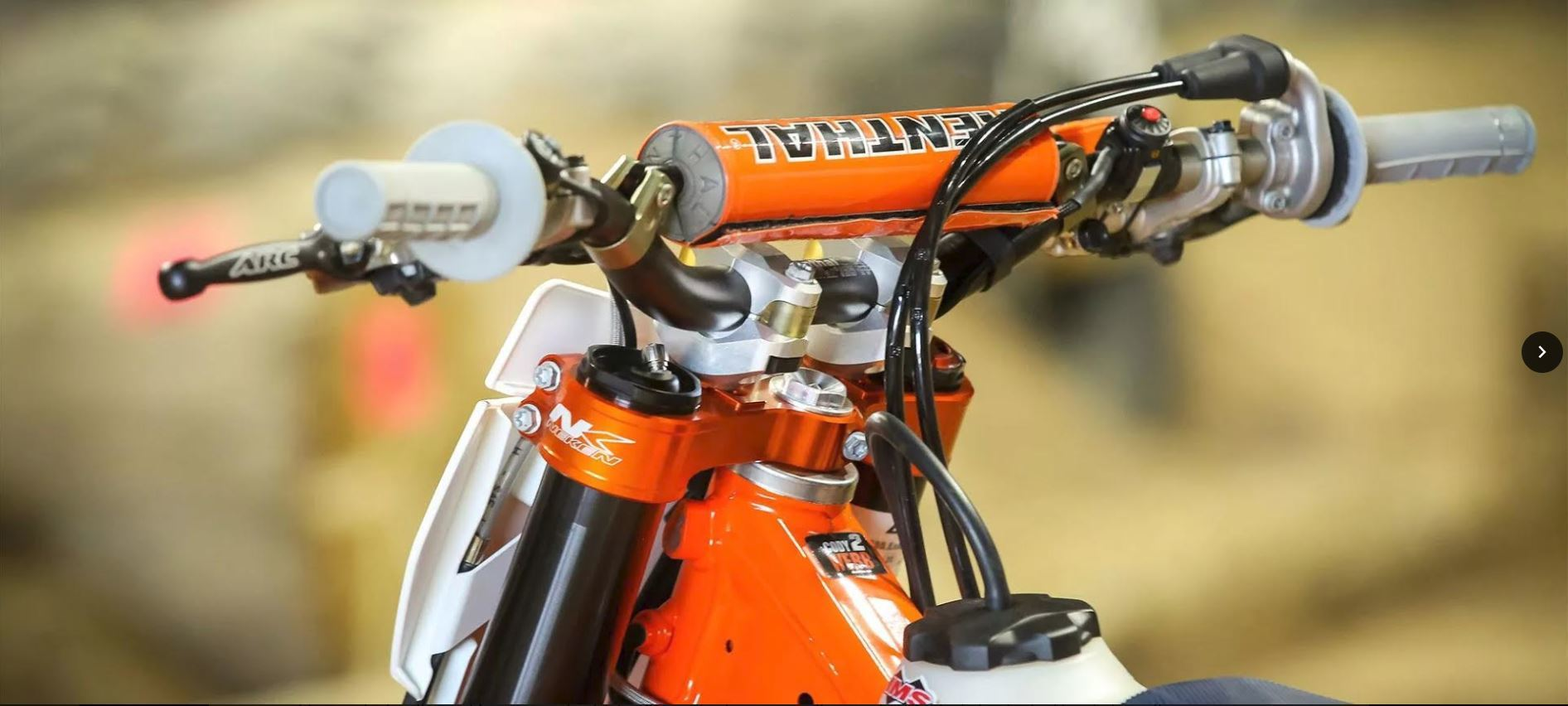 Is Your Handlebar Position Working Against You? - Articles - ThumperTalk