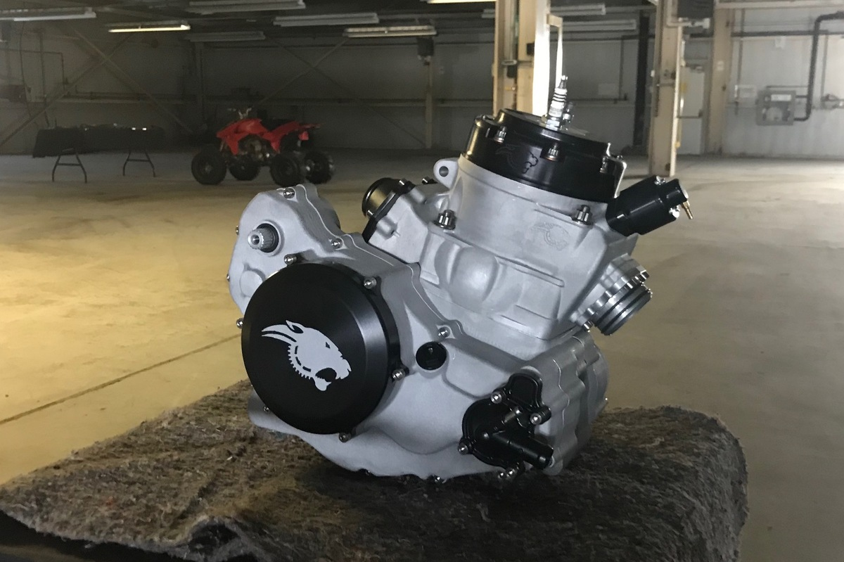 500cc 2 Stroke Replacement Engine Trx450r 102 Hp Guys