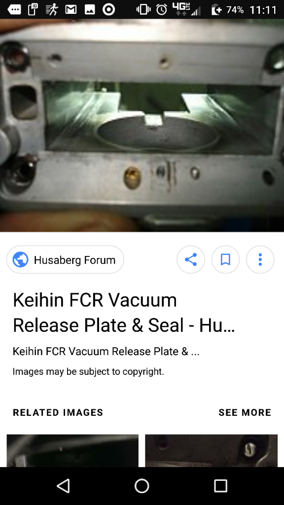 Keihin Fcr Float Height