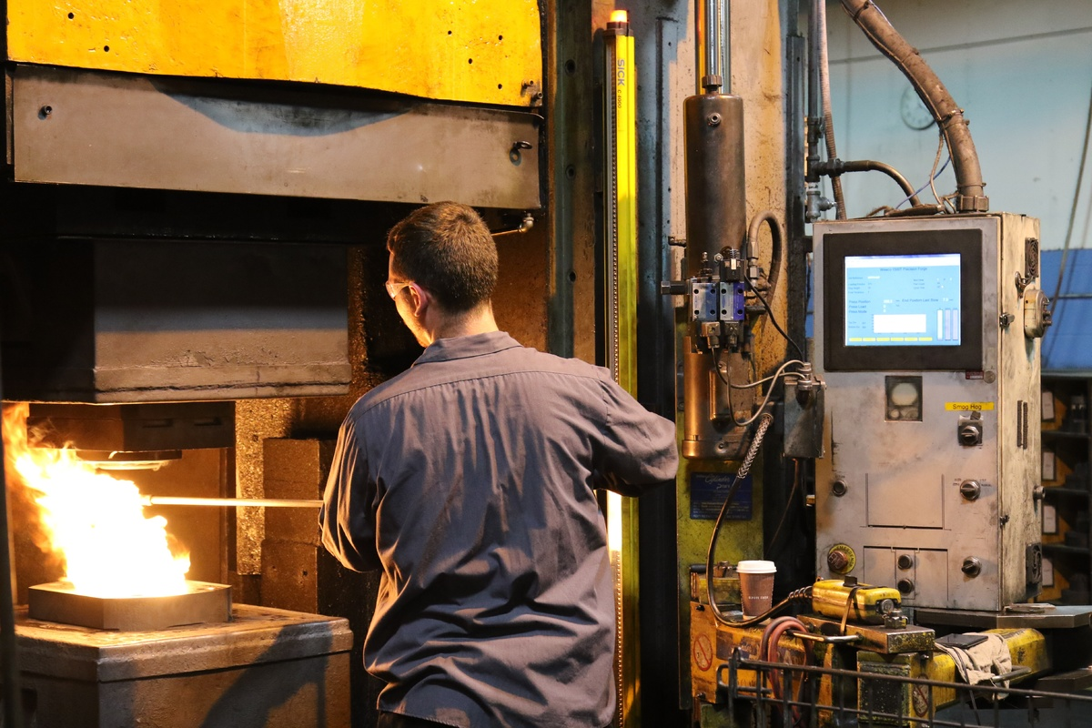 Wiseco Forging