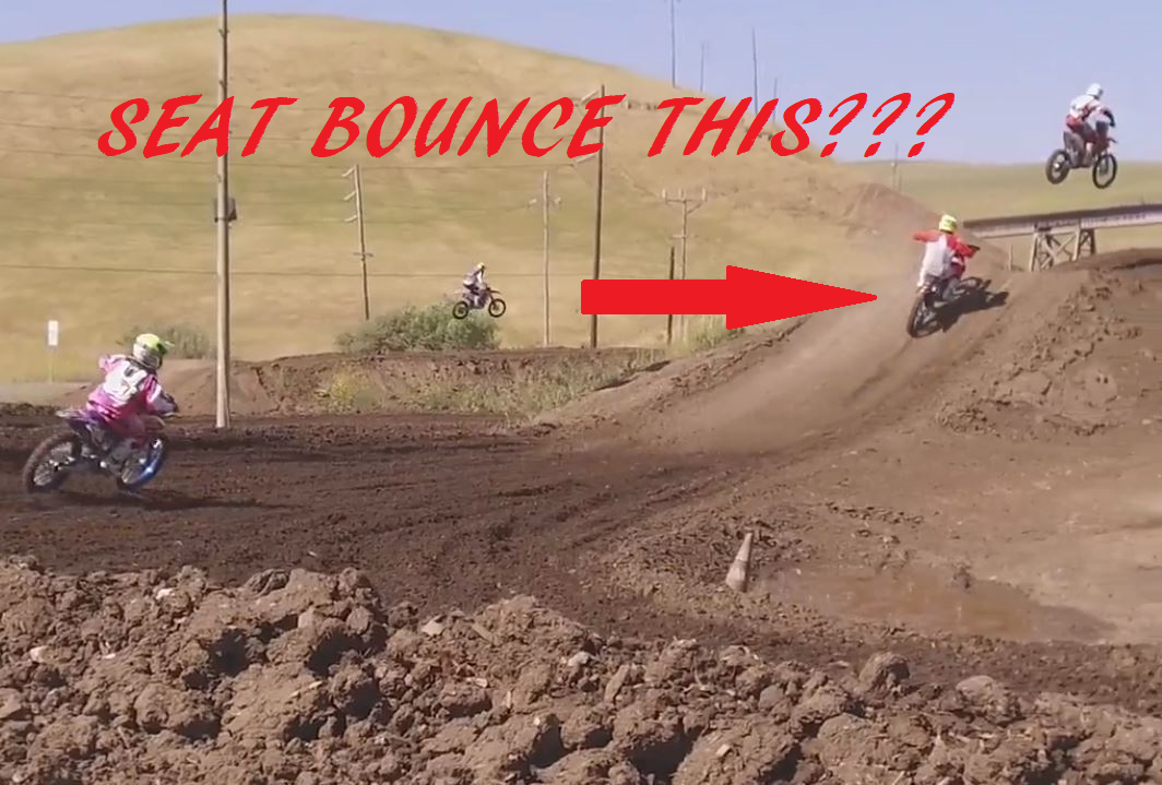 MX Jumping: How to Seat Bounce with Garrahan Off-Road Training