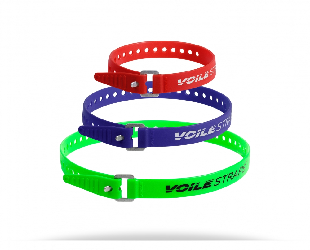 Voile Manufacturing Straps