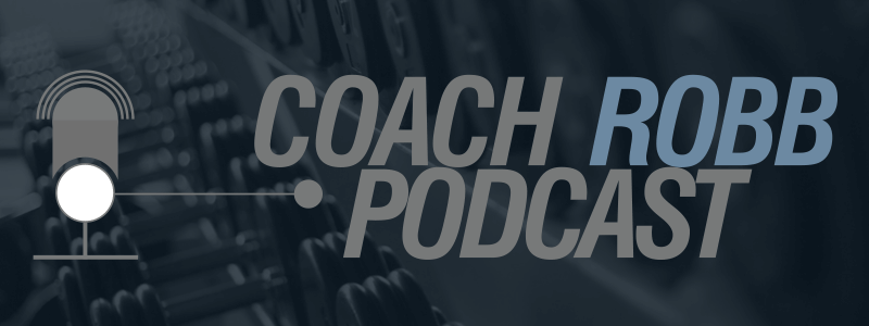 Coach Robb Podcast: POST-RACE DEPRESSION & HOW TO AVOID THE NEGATIVE SIDE EFFECTS OF OVER TRAINING