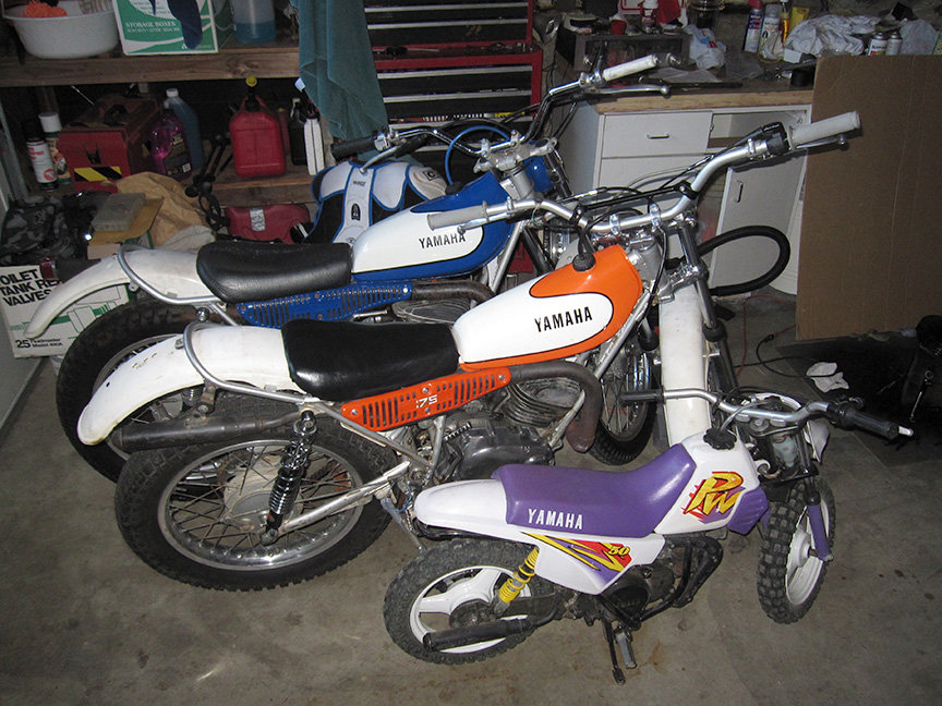 Who likes to ride or rebuild older dirt bikes? - Page 3