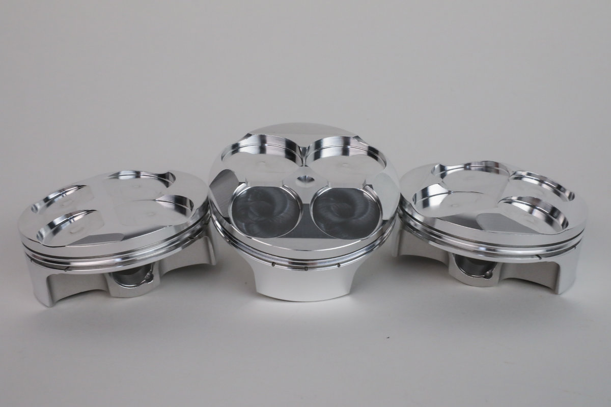 JE High-Compression Pistons