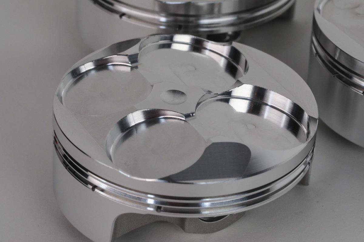 JE High-Compression Piston