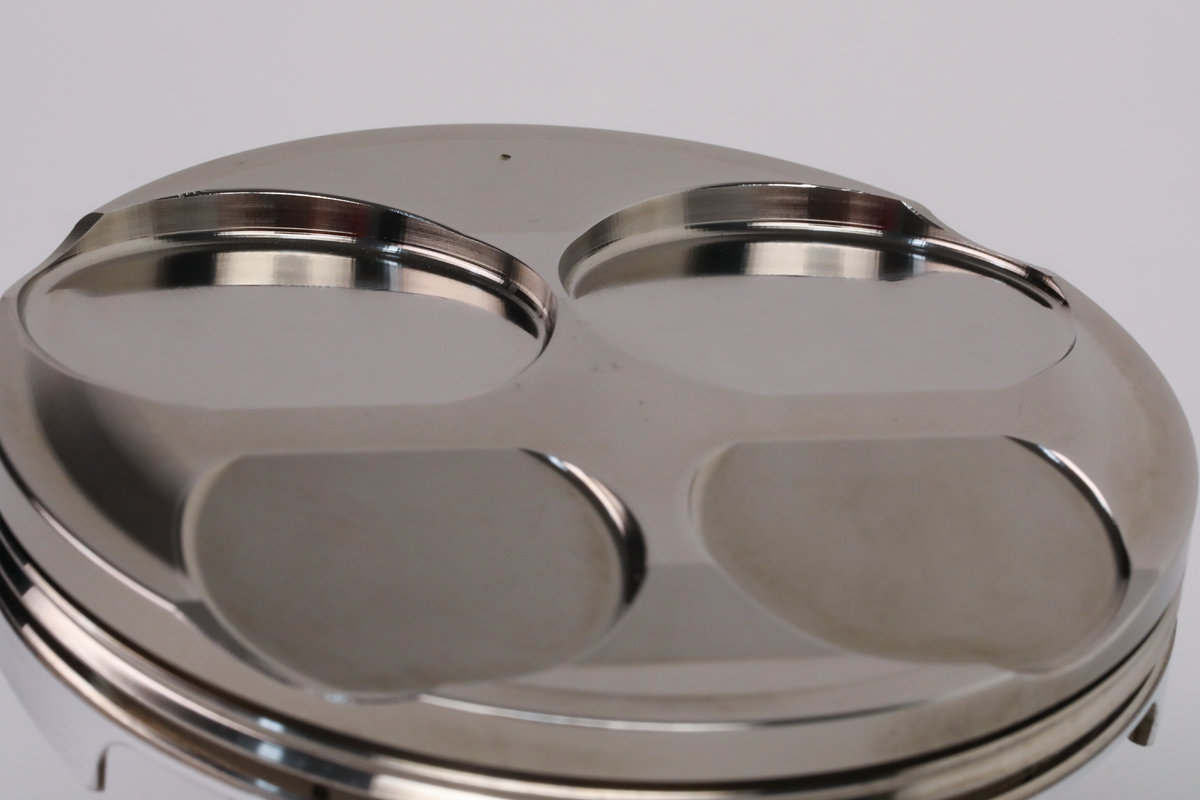 JE Pistons EN Plated Crown