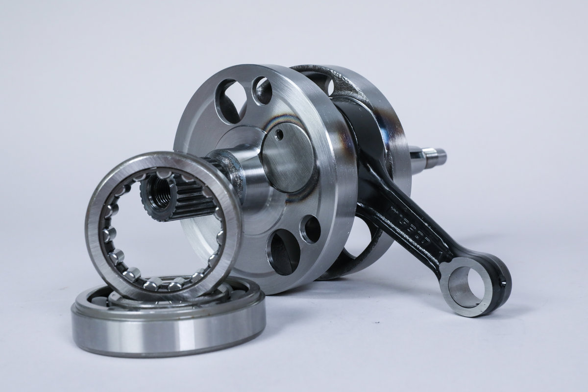 Wiseco Crank Assembly and Main Bearings