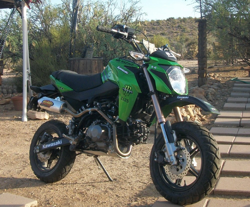 Lets See Your Pit Bikes! Post Your Pics Here - Page 12 - Pit