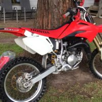 Honda CR85RB Expert (2004)