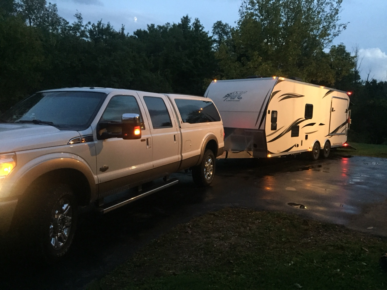Good lightweight toy haulers/campers - Trucks, Trailers, RV's & Toy