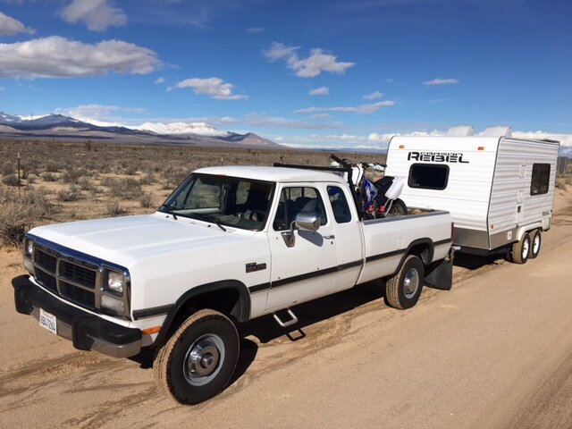 Good lightweight toy haulers/campers - Trucks, Trailers