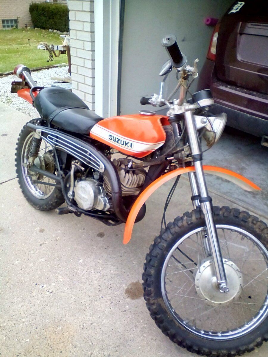 1971 suzuki ts250 value - Vintage Dirt Bikes - ThumperTalk