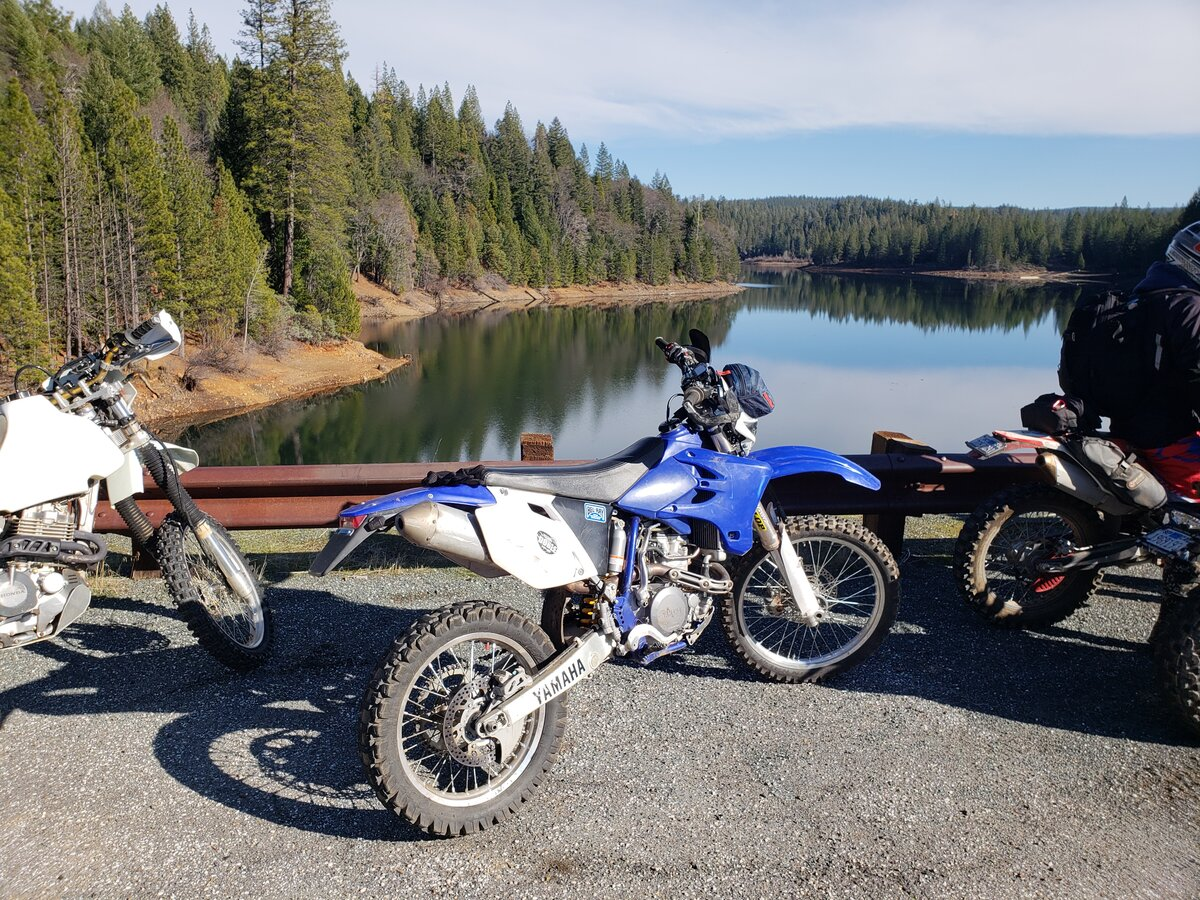 Plating a dirtbike in CA    Not impossible  - Dual Sport