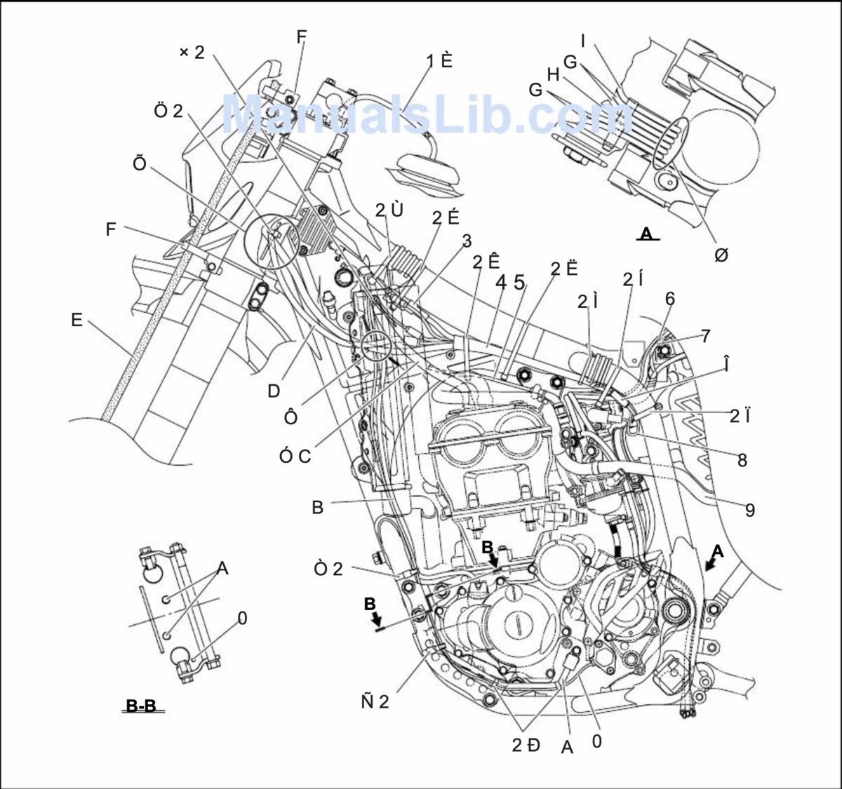 2004 wr450 wiring harness and cable routing wr400f 426f 450f 2004 WR450F Review screen shot 2019 02 02 at 3 42 16 am png