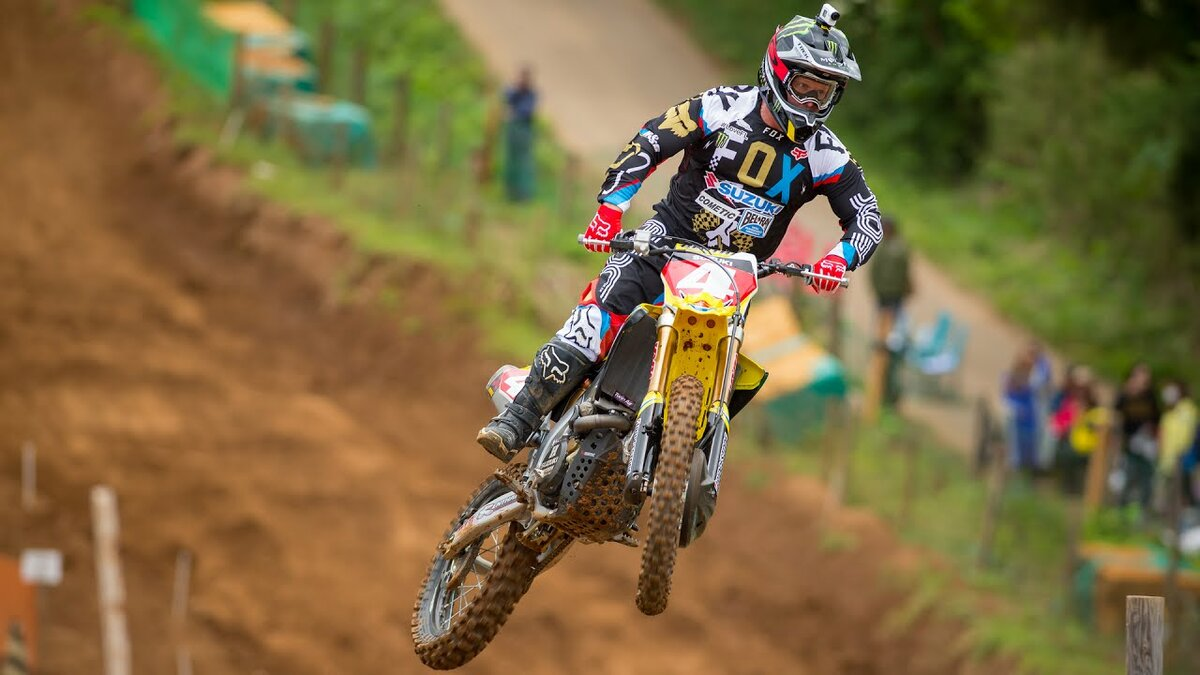Up to $6 million in Contingency is Available for Suzuki Off-road and Motocross Riders