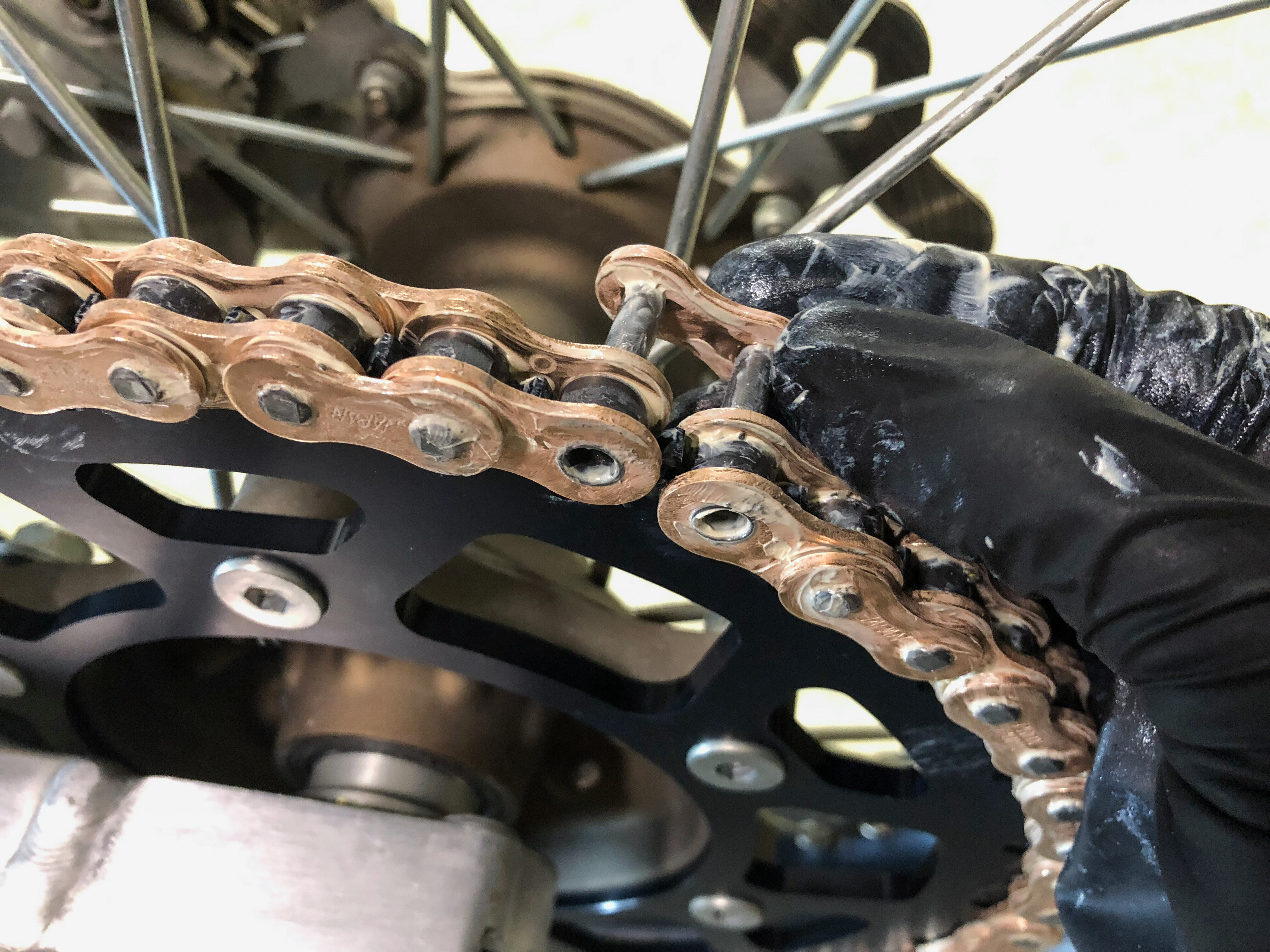 Everything You Need To Know About Installing a New Chain on Your Dirt Bike
