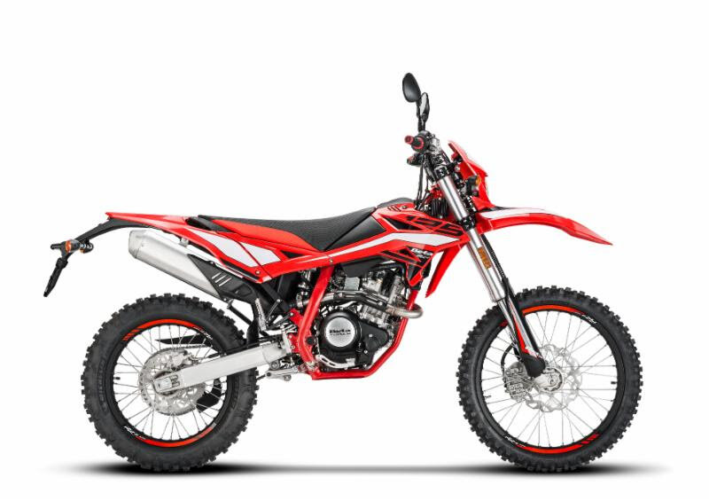 2019 Beta 125 RR-S Dual Sport - First Look