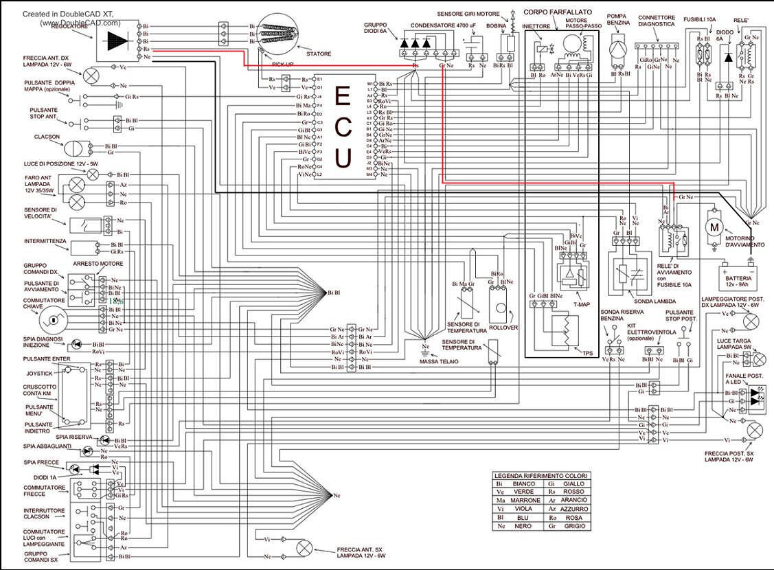 [ANLQ_8698]  More Harness McHarness Face Info - Page 3 - Beta Motorcycles - ThumperTalk | Beta Wiring Diagram |  | ThumperTalk