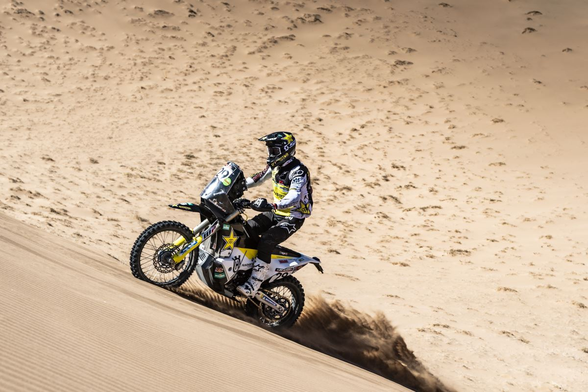 PR: Pablo Quintanilla Fastest on Stage One of 2019 Atacama Rally
