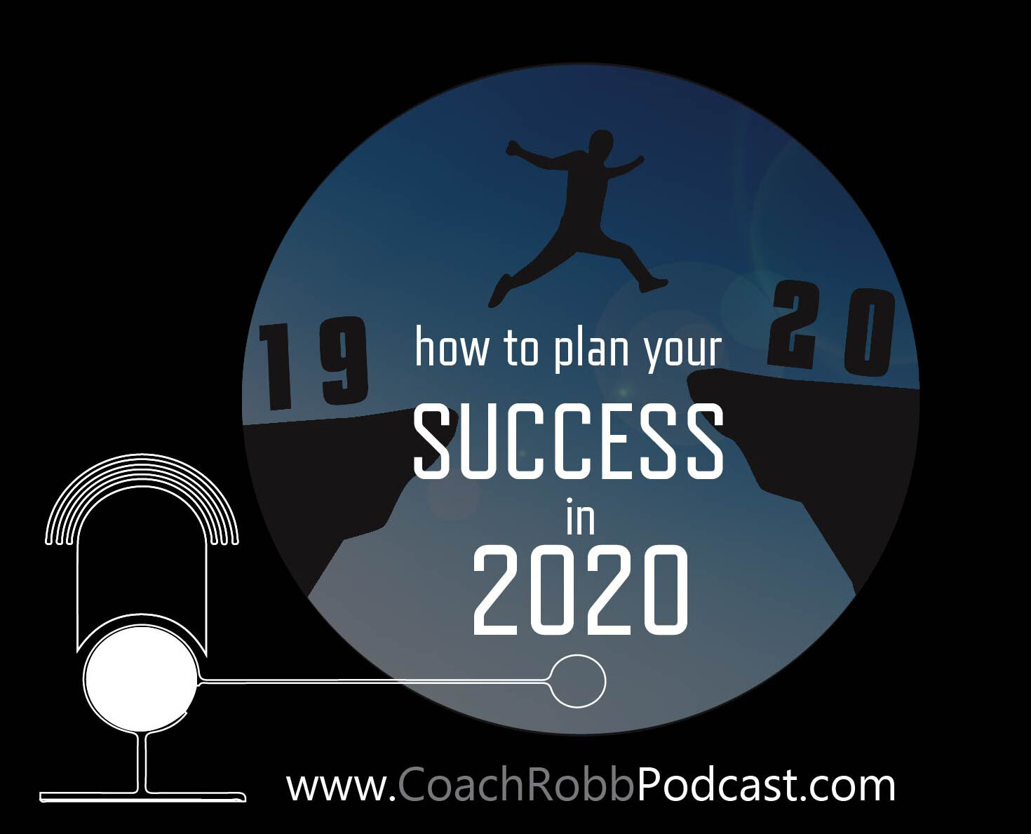 Coach Robb Podcast 41 – How to Plan Your Success in 2020!