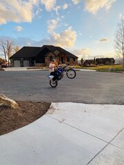 Wheelies & Stoppies