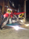 dr 200 smoke on start up - last post by willrx