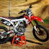 04 Honda Crf250r Puffing out white smoke on cold start - last post by HondaRida21